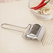 Aiber Kitchen Rotary Wheel Pasta Noodle Cutter Mincer Accessories