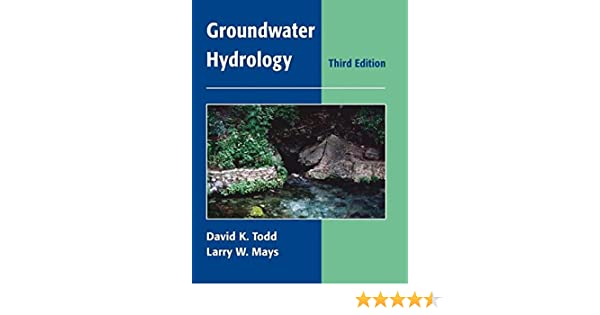 Groundwater hydrology david keith todd larry w mays groundwater hydrology david keith todd larry w mays 9780471059370 amazon books fandeluxe Image collections