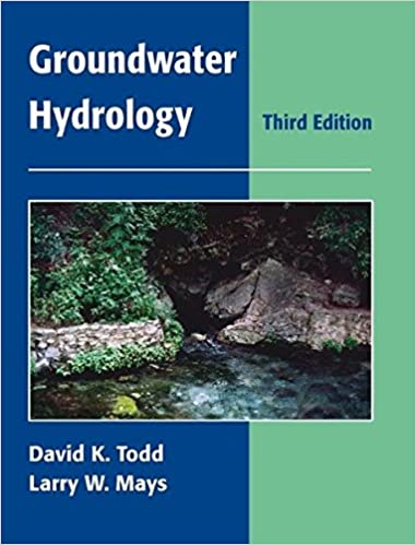 Groundwater hydrology david keith todd larry w mays groundwater hydrology 3rd edition fandeluxe Image collections