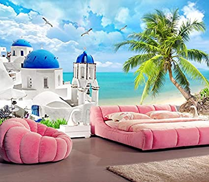 Amazon Com 3d Wallpaper Love Sea Hawaii Summer Landscape