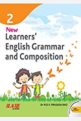 New Learner's English Grammar & Composition Book 2 Paperback