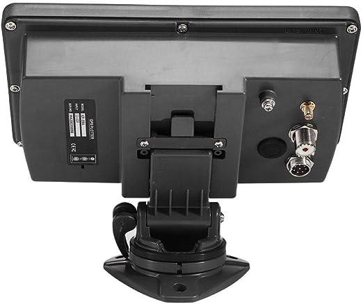 Navegador GPS Pantalla LCD Plotter con transpondedor AIS Clase B ...