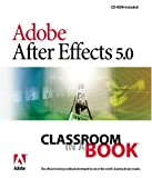 adobe after effects 5 0 classroom in a book