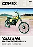 Yamaha 80-175cc Piston-Port 68-76