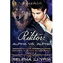 Riktor: Alpha vs Alpha (Golden Wolves Billionaires Book 1)