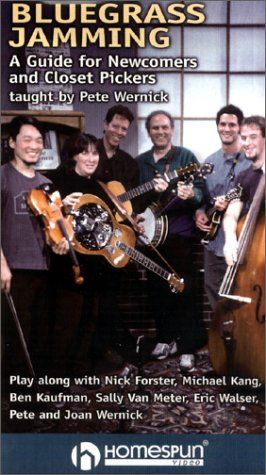 Bluegrass Jamming: A Guide To Newcomers and Closet Pickers - Bluegrass Mall