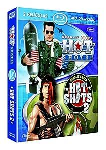 Hot Shots 1 + Hot Shots 2 [Blu-ray]