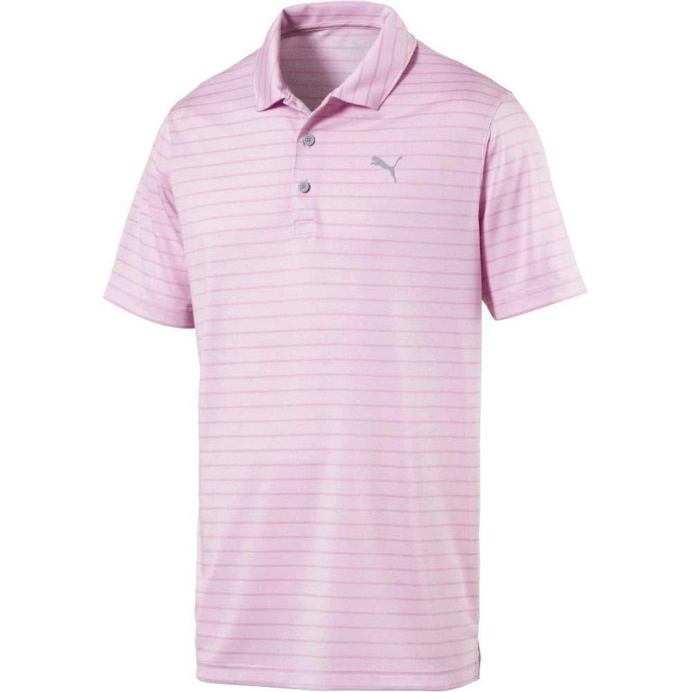 (プーマ) PUMA メンズ ゴルフ トップス PUMA Rotation Stripe Golf Polo [並行輸入品]   B07N8MSCS7