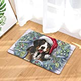 gel kitchen mats target Linker Wish Padded Kitchen Mat Christmas Animals Funny Cat Dog Doormat Bath Mats Foot Pad Home Decor Bathroom Mats Door Mat Floor Mat 2