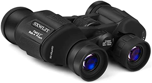8×40 Powerful Binoculars with Clear Weak Light Vision – Lightweight 1. 6 lbs. Binoculars for Birds Watching Hunting Sports Outdoor – Large Eyepiece Binoculars for Adults with BAK4 FMC Lens
