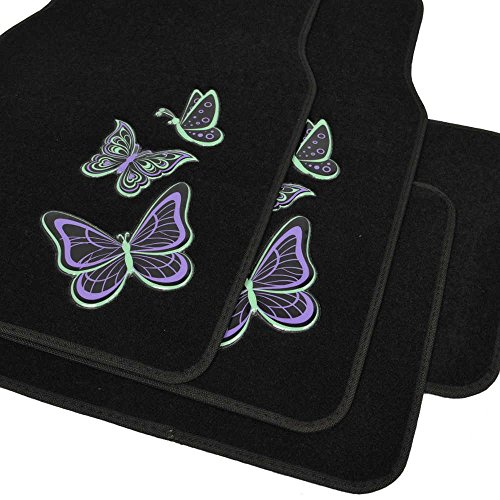 Purple Kitchen Floor Mats