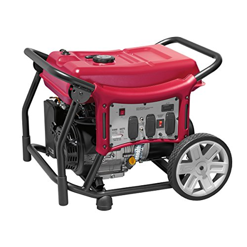 Powermate PC0145500 5500W Portable Generator