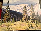 img - for Scenic Splendor: John and Terri Kelly Moyers: 25 Years Painting the Canadian Rockies book / textbook / text book