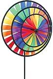 Bold Innovations  21706 Wind Garden Rainbow Triple Spinner Wheel