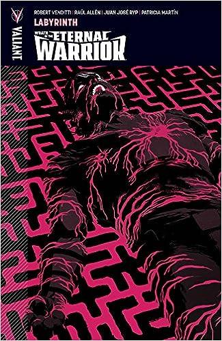 Wrath of the Eternal Warrior Volume 2: Labyrinth: Amazon.es ...