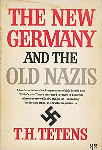 The New Germany and the Old Nazis
