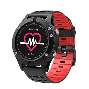 SJUTALR Relojes Deportivos GPS Smart Watch Bluetooth 4.2 ...