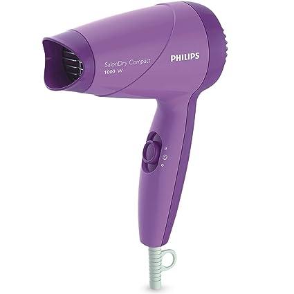 Philips HP8100/46 secador Púrpura 1000 W - Secador de pelo (Púrpura, Con