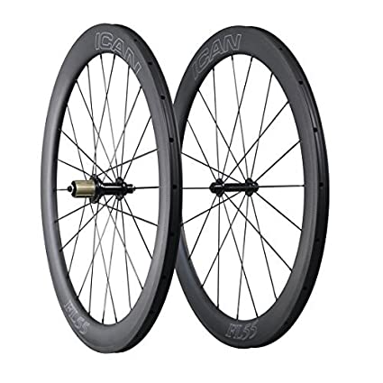 Amazon.com: ICAN Carbono Aero para bicicleta de carretera ...