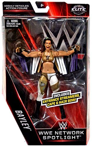 WWE, Elite Collection, WWE Network Spotlight, Bayley Exclusive Action Figure by WWE