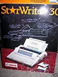 electronic word processor - Canon StarWriter 30