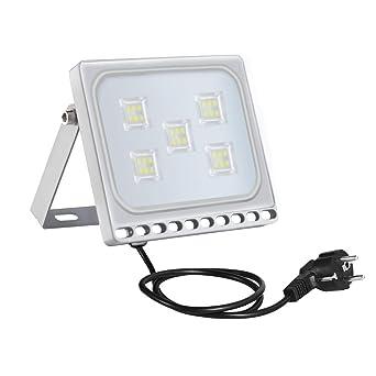 30w Foco Proyector LED Ultra Plano, SMD2835 de LED Bombillas de ...
