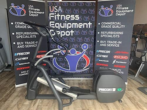 Precor EFX 546 Elliptical Heart Rate Version 3 Cordle