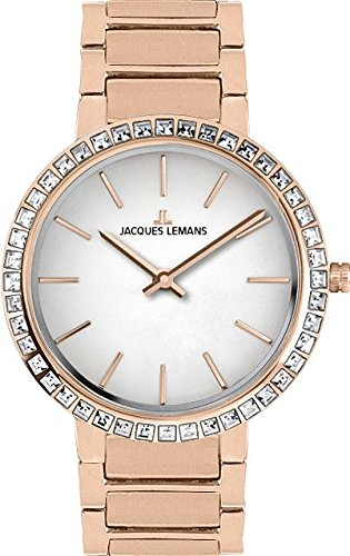 Jacques Lemans Milano 1-1843C Wristwatch for women Classic & Simple