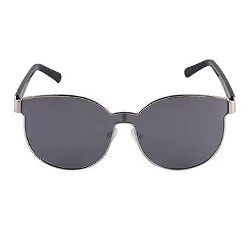 Polarisierte Sonnenbrille Multifunktionslinse Herren Damen Reiten Baseball Einfache Sonnenbrille,Black