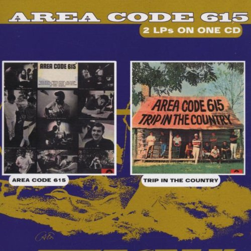Area Code 615 / Trip in the Country by Koch Records