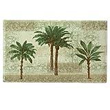 Bacova Guild Citrus Palm Bath Rug, 20'' x 33''
