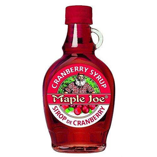 Maple joe sirop de cranberry 250g - Prix Unitaire - Livraison Gratuit Sous 3 Jours