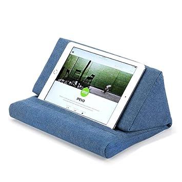 Miraculous Amazon Com Heyjudy Tablet Cushion Bean Bag Stand Pillow Machost Co Dining Chair Design Ideas Machostcouk