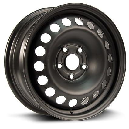 Amazon Aftermarket Steel Rim 6000X600600 600X10600 600600600 60 Black Impressive 5x105 Bolt Pattern