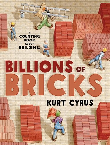 Alphabet Brick (Billions of Bricks: A Counting Book About Building)