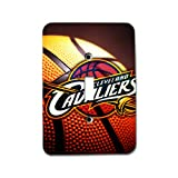 Cavaliers Basketball Apple Metal Light Switch Plate / Single Toggle Great Gift Idea Cleveland