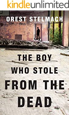 The Boy Who Stole from the Dead (Nadia Tesla Book 2)