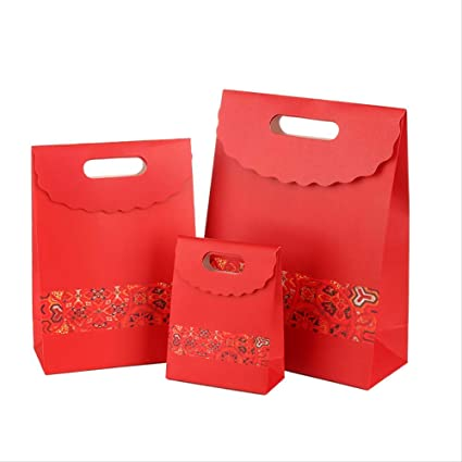 24 bolsas de papel | bolsa de regalo | bolsa de regalo ...