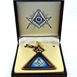 Kyпить Triangular Masonic Pocket Watch на Amazon.com
