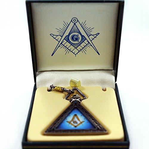 Triangular Masonic Pocket Watc