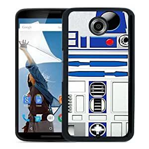 Host Sale Google Nexus 6 Case ,Fashion And Durable Designed With Star Wars Black Google Nexus 6 Cover