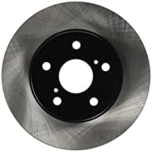 Centric Parts 120.44161 Premium Brake Rotor with E-Coating