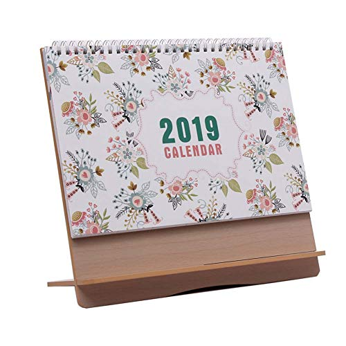 Top 10 stand up desk calendar 2018 dogs for 2019