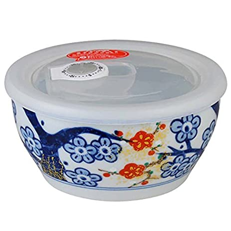 Amazoncom CtoC JAPAN Bowl Food storage Container with Lid plastic