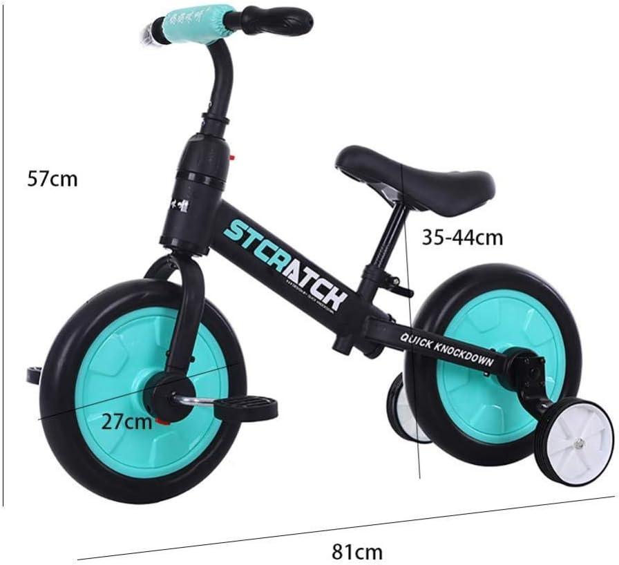 XIUMI Baby Balance Car Triciclo Dos En Uno para Niños Bicicleta ...