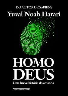 Homo Deus: Uma breve história do amanhã