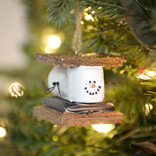 S'mores Christmas Ornament made our list of Over 100 Ideas For This Holiday Season For Christmas Gifts For Campers And RV Owners!