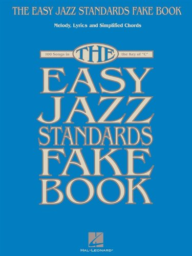 The Easy Jazz Standards Fake Boo...