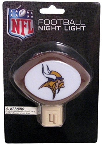 Minnesota Vikings Football Night Light