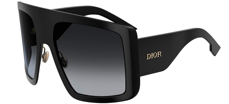 Amazon.com: Dior DIOR SO LIGHT 1 BLACK/GREY SHADED 60/22/130 ...